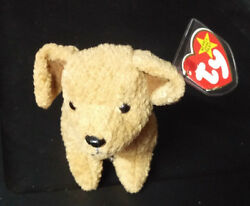 Ty Tuffy the Terrier Beanie Baby Retired Near Mint with Tags