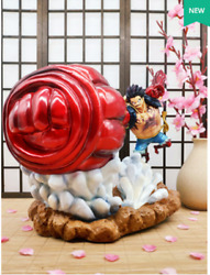 One Piece Luffy Gk Four Block Road Fly Change Body Christmas Gift