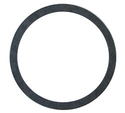 Air Cleaner Gasket 5-1/8 Round Neck Horn Paper Seal 5.125 In Cover Circle