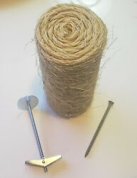 One Floating Sisal Cat Step Floating Step Cat Wall Cat Step Cat Scratch New