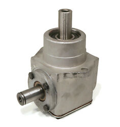 Genuine Oem Grasshopper 390024 Deck Gearbox Right Angle Ccw Front Mount Mower