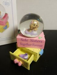 Precious Moments - 154442 Sole Sisters Together Forever Waterball