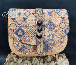 Cork Women's Shoulder Bag Bag Shoulder Crossbody Handbag Vegan