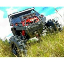 Can-am Commander Front Winch Bumper W/ Lights