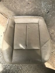1998 Mercedes Benz C280 W202 Front Right Seat Cushion Tan Leather Nice Used