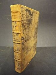 1786 Psalm Of David And Spiritual Songs By Isaac Watts. Bible 1st Worcester Ed.