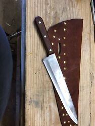 Casexx Indian Style Scalping Knife Bushcraft Knife Frontier Mountain Man Trade