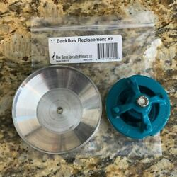 Usa Made Febco 765 Pvb Bonnet Poppet Repair Kit 1andrdquo And 1-1/4andrdquo Backflow W Canopy