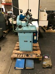 Christen Walter 1-32/100a High Precision Universal Tool And Cutter Grinder