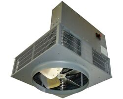 Tpi Corporation 2600 Series 30 Kw Downflow Heater With 208 V, 3 Phase Motor