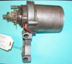Lawn-boy 12 Volt Electric Starter Part 684288 Used Fits F And M Series Engine