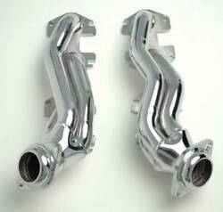 Gibson Ceramic Coated D-fit Performance Short Tube Style Header For 04-10 F-150
