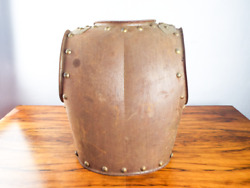 Antique French Cuirass Back Plate 19th Century Armor 2nd Empire French Cavalry
