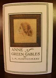 L. M. Montgomery Anne Of Green Gables 1909 1st Edition 12th Printing Childrenand039s