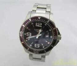 Watch Longines Hydroconquest L3 640 4. 300m Box With Full Set Swiss Made