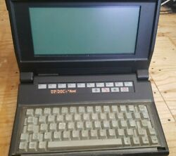 Unique Vintage Military Computer Osborne 3 - Powers On And Displays