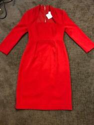 Kate Spade Red Evening Dress Size 0 NWT $129.99