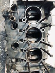 Porsche 911 1970-1971 2.2 911 Block Engine Housing