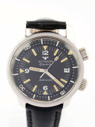 Very Nice Longines Wittnauer Super Compressor Diverandacutes Watch From The 1960andacutes