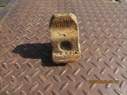 Ford 5000, 7000, 7600, 5600 Tractor Wheel Clamp Rim To Center