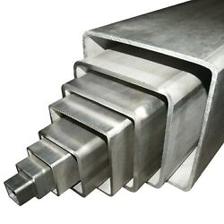 200 X 200 X 10 Grade 316 Stainless Steel Unpolished Box Section Any Length