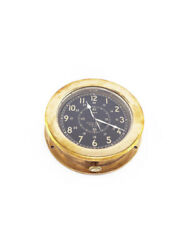 Lecoultre Marine Clock From The New Yorker Chronometer Company Roth Bros.