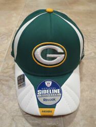 Nfl Green Bay Packers Baseball Cap Hat, Green And White 72