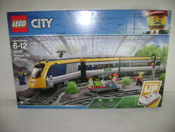 New 60197 Lego City Passenger Train Tracks Power Functions Building Toy Rare A