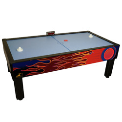 Home Pro Elite Arcade Style Air Hockey Table From Gold Standard Games
