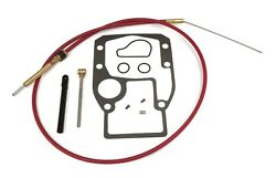 Lower Shift Cable Kit For Evinrude Johnson Omc And Brp 0987661 0778040 0986654