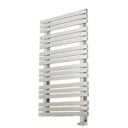 Mr Steam Wx41tssp Wx41 18-bar Wall Mounted Electric Towel Warmer With Digital...