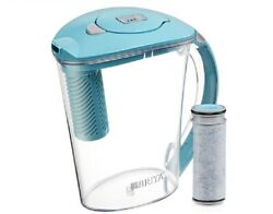 Brita Stream Water Pitcher with 1 Filter 10 Cup Lake