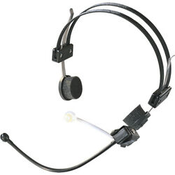 Telex 5x5 Pro Iii Single Ear-tip Headset   For Kc-10 Aircraft Free Shipping