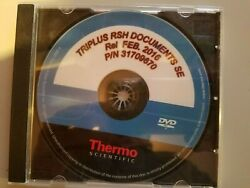 Thermo Scientific Triplus Rsh Documents Se Autosampler Software P/n 31709670