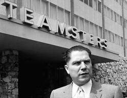 Jimmy James Hoffa Glossy Poster Picture Photo Banner Print Teamsters Union 5744