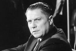 Jimmy James Hoffa Glossy Poster Picture Photo Banner Print Teamsters Union 5743