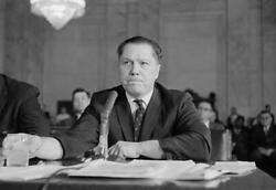 Jimmy James Hoffa Glossy Poster Picture Photo Banner Print Teamsters Union 5742