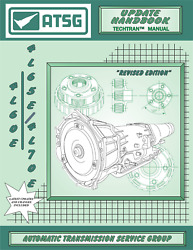 Atsg 4l60e/4l65e/4l70e Transmission Technical Manual Update 93-on Upgrade