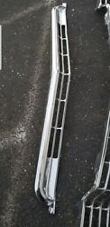 1966 Chevy Impala Conv Ss Polished Lower Grill