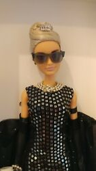 Nrfb 2019 Barbie Party And039s Madrid Doll Audrey Hepburn Holly Le 15 Starbuck