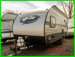 2020 Forest River Cherokee Wolf Pup 18RJB Used