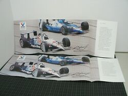 Al Unser Jr 1992 Indianapolis 500 76th Indy Photo Finish Winner Collector Poster