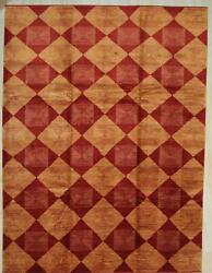 Eorc Fa7062rd9x12 Area Rugs 9'1 X 12' Red