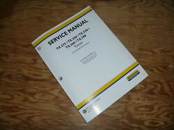 New Holland T8.330 T8.360 Tractor Electrical Wire Harness Service Repair Manual