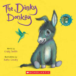 The Dinky Donkey Paperback By Smith Craig GOOD