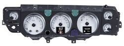 Dakota Digital 1970-72 Chevelle Ss Monte Carlo El Camino Gauge Kit Hdx-70c-cvl-s