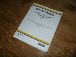 New Holland T7.270 Electrical Wire Harness Tractor Shop Service Repair Manual
