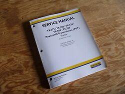 New Holland T8.330 T8.360 Pst Tractor Electrical Wire Harness Service Manual