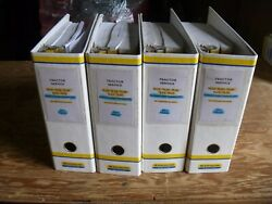 New Holland T8.320 T8.350 Cvt Tractor Shop Service Repair Manual Zere04800 And Up