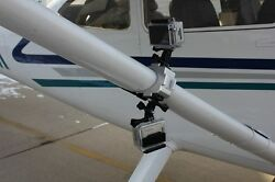 External Camera Mount For Cessna Airplane-gopro